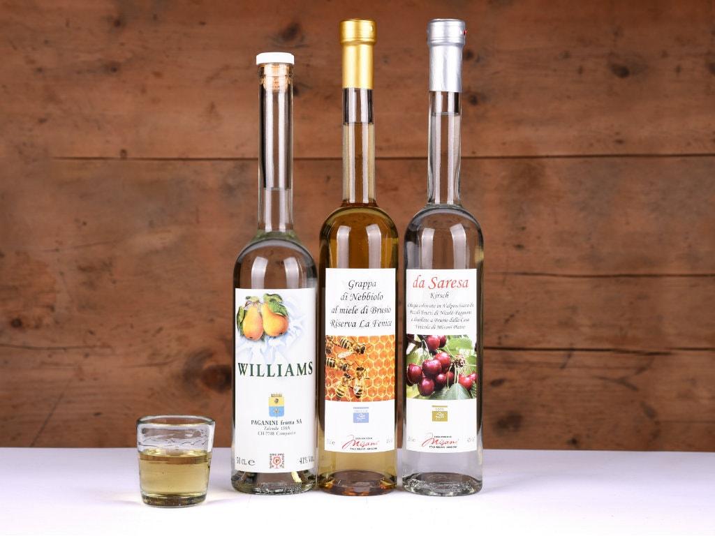 Alkoholische Getränke - Valposchiavo